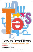 How to Read Texts PDF