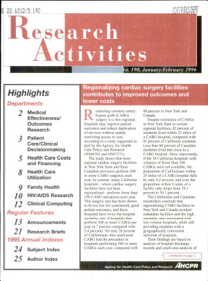 Research Activities PDF
