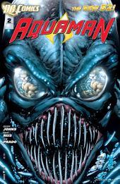 Aquaman (2011- ) #2