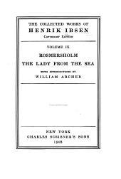 The Collected Works of Henrik Ibsen: Volume 9
