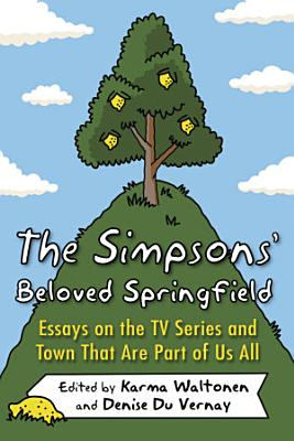 The Simpsons  Beloved Springfield PDF