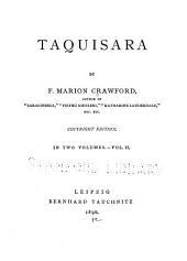 Taquisara: Volume 2