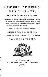 Histoire naturelle, générale et particulière: Volume9
