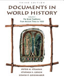 Documents in World History PDF