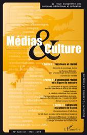 Fictions et figures du monstre: Numéro spécial Mars 2008