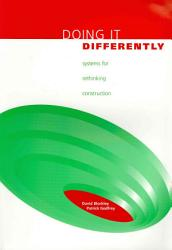Doing It Differently Book PDF