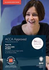 ACCA F6 Taxation FA2014