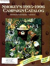Cooperative forest fire prevention materials catalog