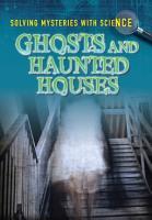 Ghosts   Hauntings PDF