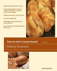 How To Start A Home Based Bakery Business Book PDF