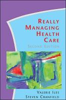 Really Managing Health Care PDF