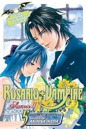 Rosario+Vampire: Season II, Vol. 5: Test Five: Siren Song