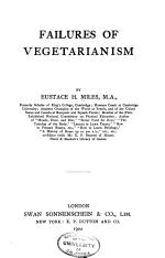 Failures of Vegetarianism