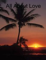 All about Love PDF