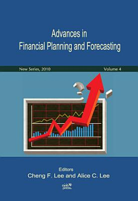 Advances in Financial Planning and Forecasting  New Series  Vol   4