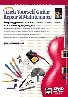 Teach Yourself Guitar Repair and Maintenance Book