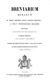 Breviarium romanum: officia propria ad usum dioecesis Pictaviensis