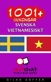 1001+ övningar svenska - Vietnamesiskt