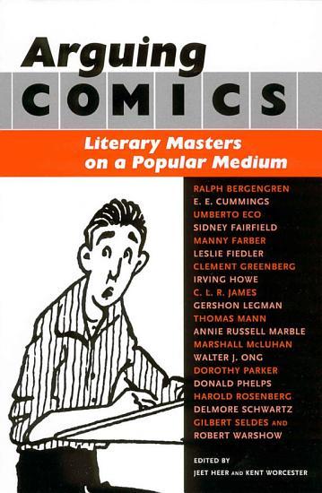 Arguing Comics PDF