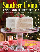 Southern Living  2008 Annual Recipes