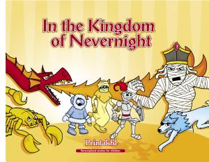 In the Kingdom of Nevernight   preschool version
