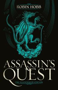 Assassin s Quest Book