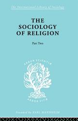 Soc Relign Pt2 Sec Relg Ils 80 Book PDF