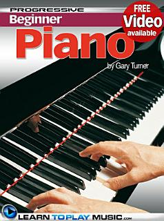 Piano Lessons for Beginners Book