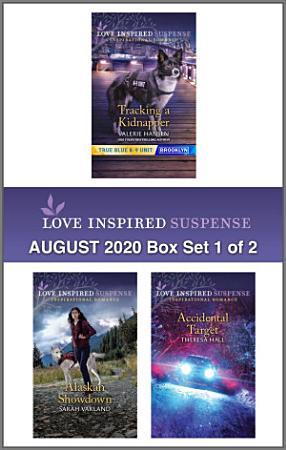 Harlequin Love Inspired Suspense August 2020   Box Set 1 of 2 PDF