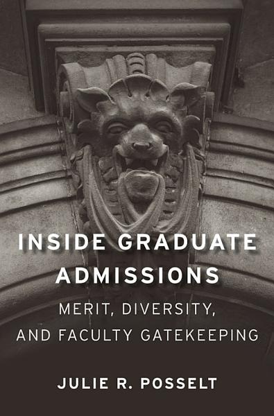 Download Inside Graduate Admissions Book