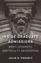 Inside Graduate Admissions
