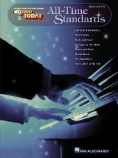All Time Standards (Songbook): E-Z Play Today, Volume 5, Edition 3