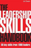 The Leadership Skills Handbook PDF