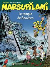 Marsupilami – tome 8 - Le temple de Boavista