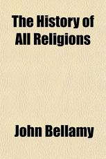 The History of All Religions PDF
