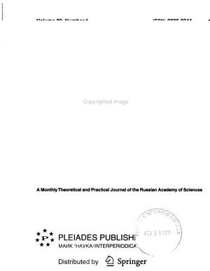 Russian Journal of Physical Chemistry