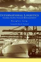 International Logistics  Global Supply Chain Management PDF