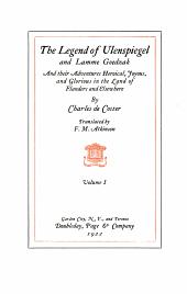 The Legend of Ulenspiegel and Lamme Goedzak