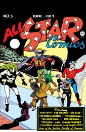 All-Star Comics (1940-) #5