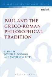 Paul and the Greco-Roman Philosophical Tradition