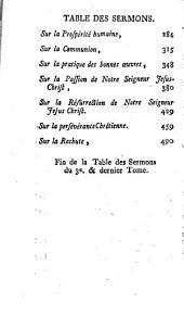 Sermons du pere Giroust, de la Compagnie de Jesus: tome second