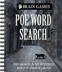 Brain Games Poe Word Search  Find Answers in the Mysterious World of Edgar Allan Poe