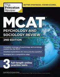 Mcat Psychology And Sociology Review 2nd Edition Book PDF