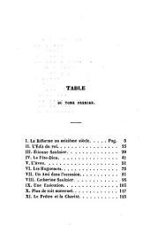 Etienne Saulnier: Volume1