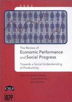 The Review of Economic Performance and Social Progress 2002 PDF