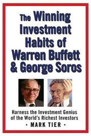 The Winning Investment Habits Of Warren Buffett   George Soros