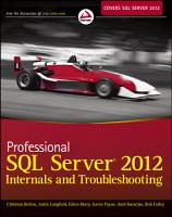 Professional SQL Server 2012 Internals and Troubleshooting PDF