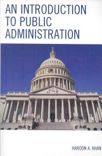 An Introduction to Public Administration Book