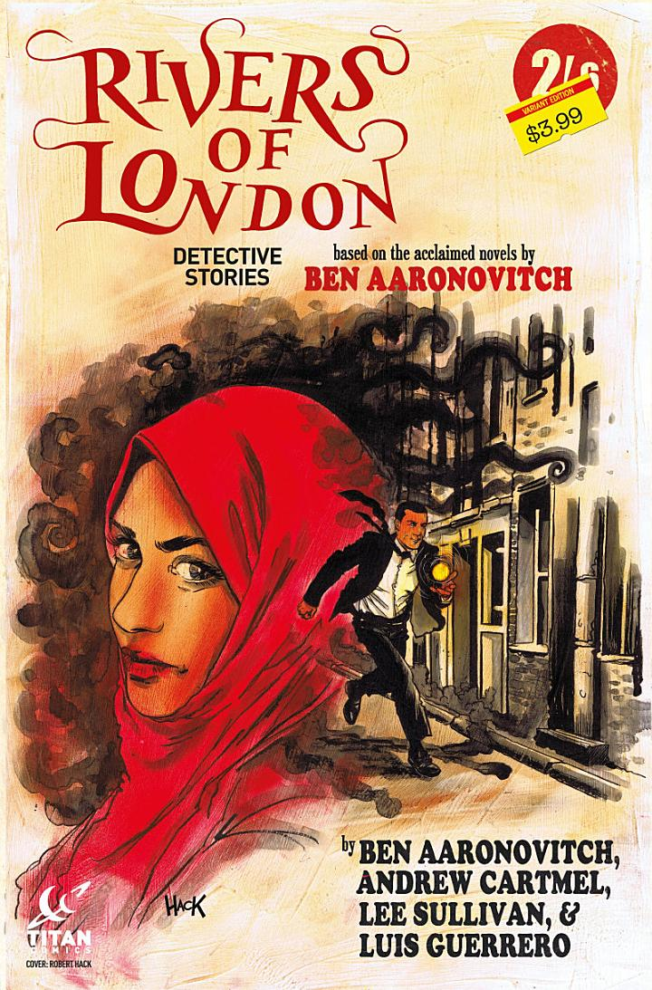 Rivers of London - Detective Stories #4