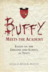 Buffy Meets the Academy PDF